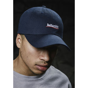 Urban Classics Humble Dad Cap navy