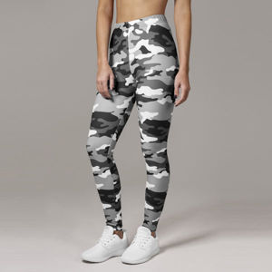 Urban Classics Ladies Camo Leggings snow camo