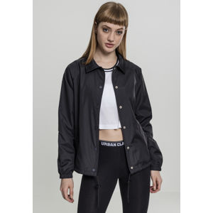 Urban Classics Ladies Coach Jacket black
