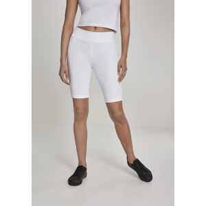Urban Classics Ladies Cycle Shorts white
