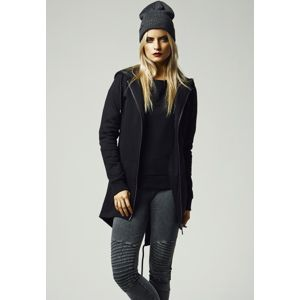 Urban Classics Ladies Sweat Parka black