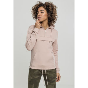 Urban Classics Ladies Sweat Pullover lightrose