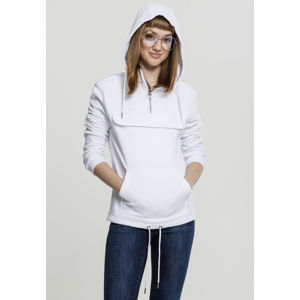 Urban Classics Ladies Sweat Pullover white