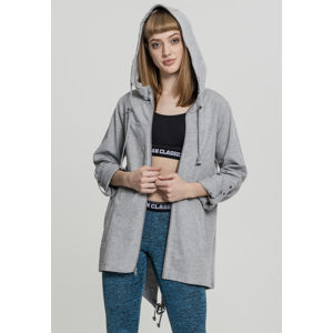 Urban Classics Ladies Terry Parka grey