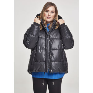 Urban Classics Ladies Vanish Puffer Jacket black