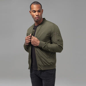 Urban Classics Light Bomber Jacket darkolive