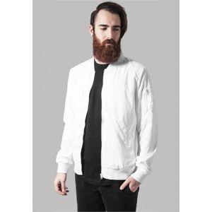 Urban Classics Light Bomber Jacket white