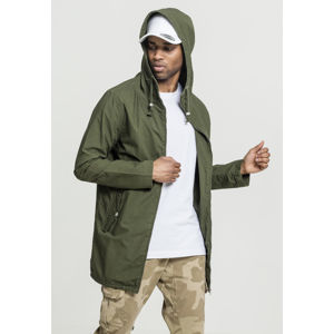 Urban Classics Light Cotton Parka darkolive