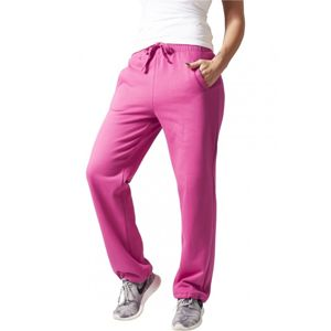 Urban Classics Loose-Fit Sweatpants fuchsia