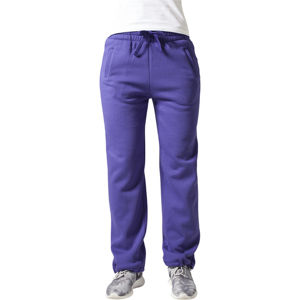 Urban Classics Loose-Fit Sweatpants purple