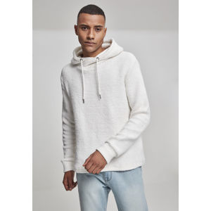 Urban Classics Loose Terry Inside Out Hoody offwhite