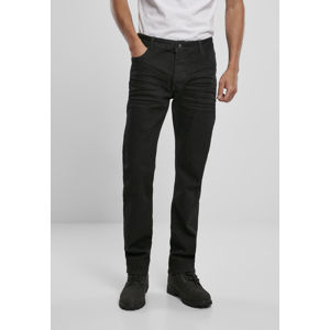 Urban Classics Mason Denim pants unwashed black