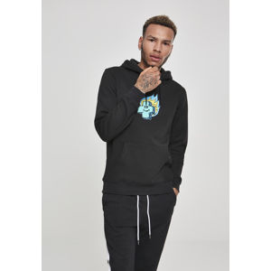 Urban Classics Mr Posi Sketch Hoody black