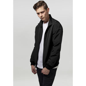 Urban Classics Nylon Training Jacket black