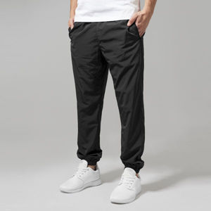 Urban Classics Nylon Training Pants black
