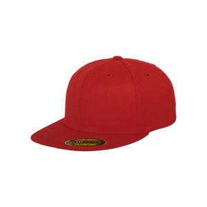 Urban Classics Premium 210 Fitted red