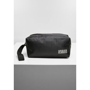 Urban Classics Recycled Ribstop Cosmetic Bag black