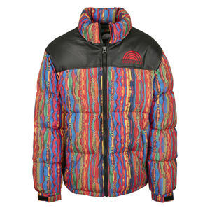 Urban Classics Southpole Multicolored Pattern Jacket multicolored