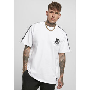 Starter Logo Taped Tee white