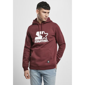 Starter The Classic Logo Hoody oxblood