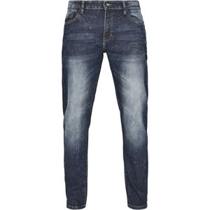 Urban Classics Stretch Basic Denim Skinny Fit dk.sand blue