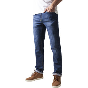 Urban Classics Stretch Denim Pants darkblue
