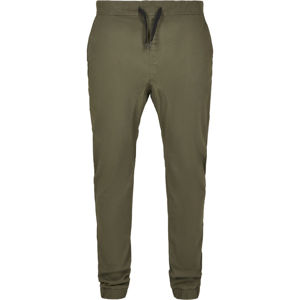 Urban Classics Stretch Jogger Pants olive