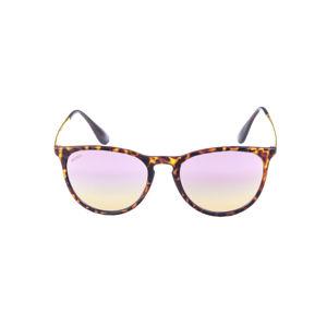 Urban Classics Sunglasses Jesica havanna/rosé