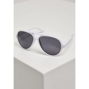 Urban Classics Sunglasses March white