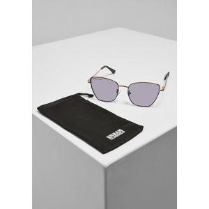 Urban Classics Sunglasses Paros black/gold