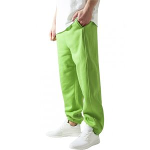 Urban Classics Sweatpants limegreen
