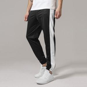 Urban Classics Track Pants blk/wht