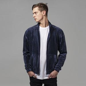 Urban Classics Velvet Jacket navy
