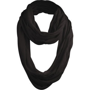 Urban Classics Wrinkle Loop Scarf black