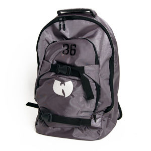 Wu-Wear Wu Backpack Grey