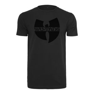 Wu-Wear Wu-Wear Black Logo T-Shirt black