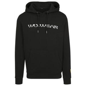 Wu-Wear Wu-Wear Embroidery Hoody black