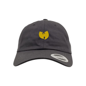Wu-Wear Wu-Wear Logo Dadcap raw grey